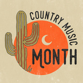 Country Music Month by Various Artists