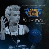 Night Flight Interview: Billy Idol by NIGHT FLIGHT