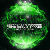 Geomagnetic Records Psychedelic Trance Spring 2021 by Dr. Spook