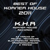 Best Of Korner House 2011 de Various Artists