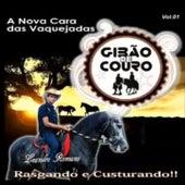 GIBÃO DE COURO de Gibão de Couro