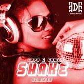 Shake Remixes von Capo