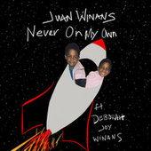 Never On My Own (feat. Deborah Joy Winans) by Juan Winans