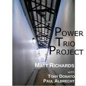 Power Trio Project by Matt Richards