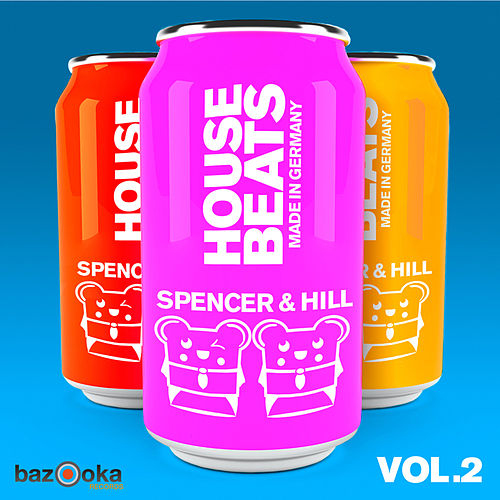 House Beats Made in Germany Vol. 2 by Various Artists