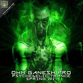 Ohm Ganesh Pro Psychedelic Trance Spring 2021 by Various Artists