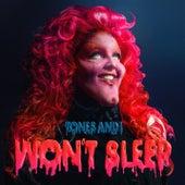 Won't Sleep de Tones and I