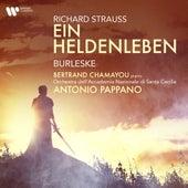 Strauss, R.: Ein Heldenleben & Burleske by Antonio Pappano