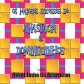Os Maiores Sucessos de Anastácia e Dominguinhos von Oswaldinho Do Acordeon