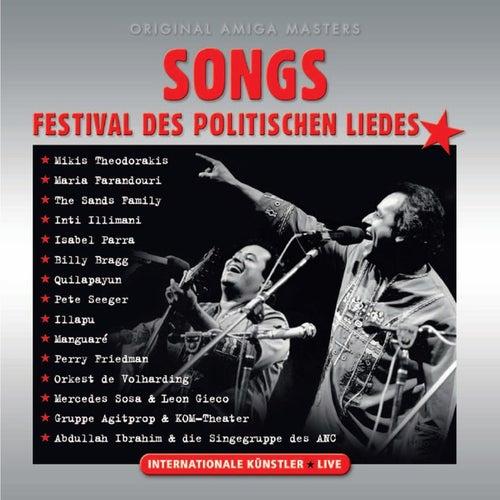 SONGS - Festival des politischen Liedes von Various Artists