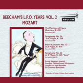 Beecham's L. P. O. Years, Vol. 2: Mozart by London Philharmonic Orchestra