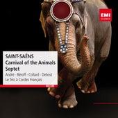 Saint-Saëns: Carnival of the Animals - Septet de Michel Béroff - Jean Philippe Collard
