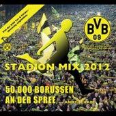 50.000 Borussen an der Spree Stadion Mix 2012 von Andy Schade