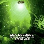 Goa Records Progressive Trance Spring 2021 (Progressive Dj Mixed) de Dr. Spook