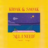 All I Need by Kraak & Smaak