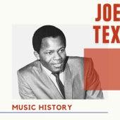 Joe Tex - Music History by Joe Tex
