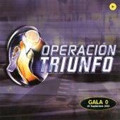 Operación Triunfo (Gala 0 / 2003) de Various Artists