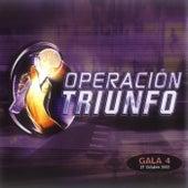 Operación Triunfo (Gala 4 / 2003) by Various Artists