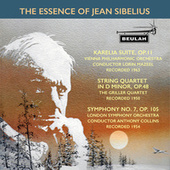 The Essence of Jean Sibelius by London Symphony Orchestra Vienna Philharmonic Orchestra