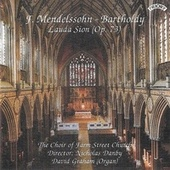 Mendelssohn, Mozart & Others: Works de Mayfair The Choir of Farm Street Church
