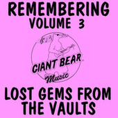 Remembering, Vol 3: Lost Gems from the Vaults. by Various Artists