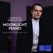 Beethoven, Rachmaninoff, Liszt: Moonlight Piano de Vladislav Mikhalchuk