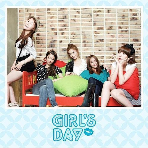 Sparkling & City Hunter OST by Girl's Day