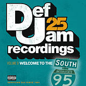 Def Jam 25, Vol. 9 - Welcome To The South (Explicit Version) by Various Artists