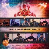 En Vivo Desde la Cuarentena , Vol. 2 (En Vivo) de La Ley De Michoacan