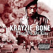 Thug On Da Line de Krayzie Bone