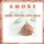 Amore - Great Italian Love Arias by Various Artists