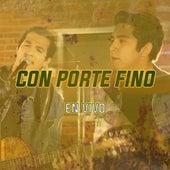Con Porte Fino (En Vivo) by Grupo Selectivo