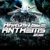 Hardstyle Anthems 2021 de Various Artists