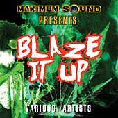 Blaze It Up by Various Artists