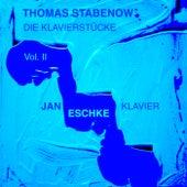 Die Klavierstücke Vol. II von Thomas Stabenow