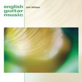 English Guitar Music by John Williams