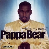 Whats My Name by Pappa Bear