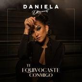 Te Equivocaste Conmigo by Daniela Darcourt