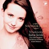 Tchaikovsky Souvenir Russe de Baiba Skride