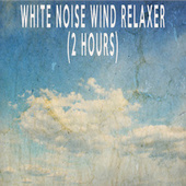 WHITE NOISE WIND RELAXER (2 HOURS) by Color Noise Therapy