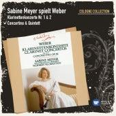 Sabine Meyer spielt Weber by Various Artists