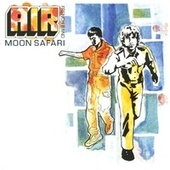 Moon Safari de Air