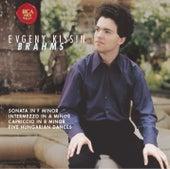 Brahms von Evgeny Kissin