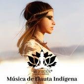 Música de Flauta Indígena: Música de Meditación de Flauta, Flauta Nativa, Música Relajante de Meditación Música Ambiente