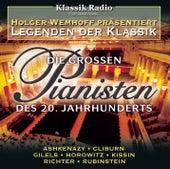 Legenden der Klassik - Die grossen Pianisten von Various Artists