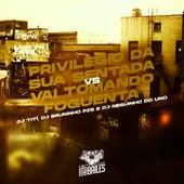 Privilegio da Sua Sentada Vs Vai Tomando Foguenta by DJ Bruninho PZS DJ Tití