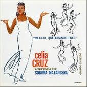 México, Que Grande Eres de Celia Cruz
