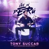 Live In Peru de Tony Succar