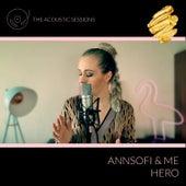 Hero (Acoustic) by Annsofi