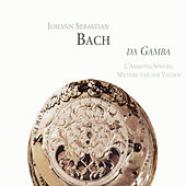 Bach: Da Gamba de Various Artists